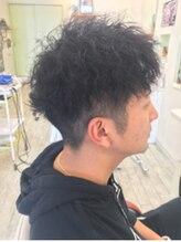 アグリエイブル(hair Agreeable)メンズパーマ