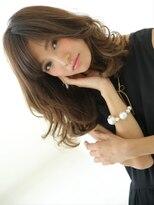 ショコラ アベノ(Chocolat ABENO)大人女子☆魅力倍増エレガントカール
