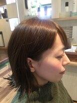 アイビーヘアー(IVY Hair)外はねナチュラルボブ