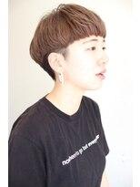 エゴヘアコレクション(EGO HAIR COLLECTION))マッシュ女子