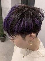 【FORM】 Violet mash