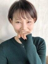 カイコヘアーアンドアートスタジオ(kaiko hair&art studio)Minimum Short