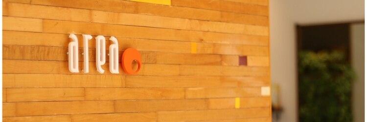 毛質改善ヘアエステサロン エリア 大島店(area)のサロンヘッダー