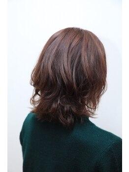 ビーム バイ ヘア(Beam by Hair)の写真/カラーを楽しみつつ髪には優しいものを使いたい…そんな方は是非★全てこだわりのオーガニック素材を使用◎