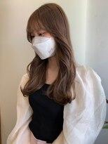 アンバースデー(UNBIRTHDAY)美髪/ベージュカラー/韓国風【宮武穂有】