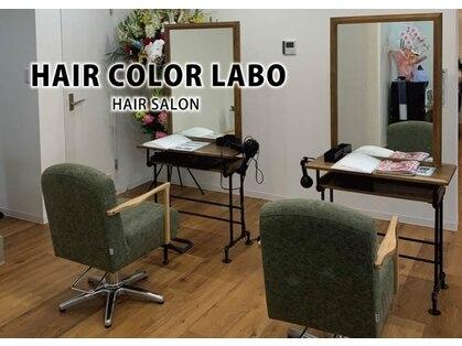 ヘアカラーラボ(HAIR COLOR LABO)の写真