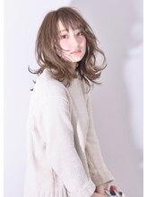 バズ ヘアーメイク(buzz Hair make)[buzzHair make] 冬トレンド カーキアッシュ