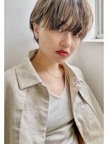 マージュ ギンザ(marju GINZA)夏ショート×モード