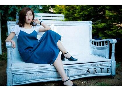 ヘアースタジオアルテ(hair studio Arte)の写真
