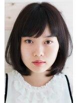 リル ヘアーデザイン(Rire hair design)【Rire-リル銀座-】小顔☆ナチュラルボブ♪