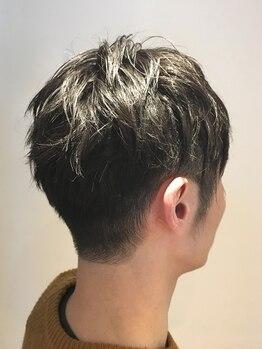 グリ(gris)の写真/【オープン2周年*中目黒/池尻大橋】換気◎の広々空間。再現性高いヘア&プライベート空間で男性にもオススメ