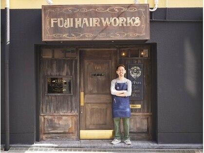 フジヘアワークス(FUJI HAIR WORKS)の写真