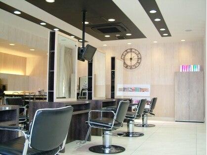 ヘアーアンドメイク トゥルース 五香店(Hair & Make TRUTH)の写真