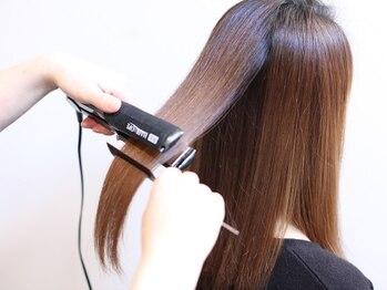 """たさわ堂の写真/""""自信を持てる髪""""に改善する髪質改善。本当に髪にお悩みの方へ。理想のスタイルになれるまでサポート。"""
