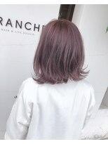 ☆ピンクラベンダーカラー☆ブランシェ小牧具志