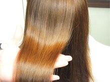 即効性を求めている方にオススメ。『iogusトリートメント』の施術工程。貴女の髪を責任を持って美髪へ!!