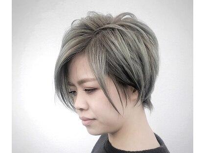 ヘアーデザイニングアリュール(Hair Desining ALLUЯE)の写真