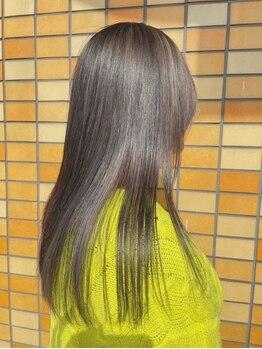 コポル(Copol)の写真/[岡崎市]髪質や目的に合わせてオーダーメイド感覚のパーソナルトリートメントで繰り返す度に髪の強度が蘇る