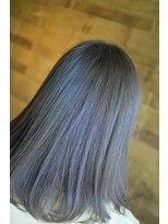 ブロス ザ ヘアー(bros.THE HAIR)透明感◎グレージュカラー