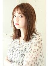 ライズ ヘア ブランド 豊中店(RISE HAIR BRAND)『RISE HAIR BRAND豊中 山村』シースルーミディ