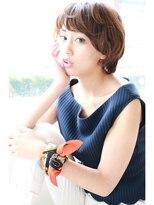 リリィ ヘアデザイン(LiLy hair design)LiLy hair design ◇ マッシュショートカール