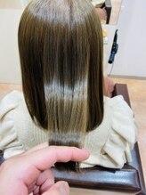 ヘアーアンドメイク ペリドット(hair&make Peridot)ロング