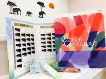 カラーバー(Color Bar)の雰囲気(多彩なカラーバリエーションを取り揃え♪ワンランク上の貴方に!)