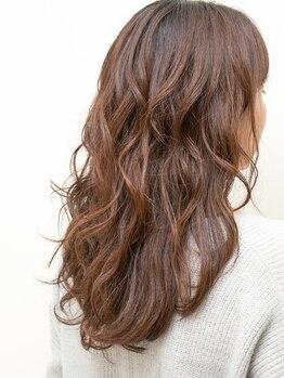 インデックスヘア 北砂店(indexhair)の写真/あなたの魅力を最大限に引き出すStyle。ダメージを最小限に抑えた施術で美しいツヤと透け感のある艶髪に♪