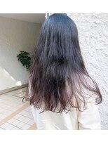 ツリー(Tree. Hair & Spa)ナチュラルなグラデーションカラー