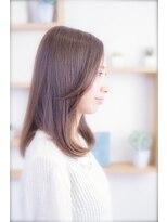 グラスヘア(Grous hair)【Grous Hair 錦糸町】☆ロブレングス♪ 3