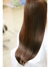 あなただけのオーダーメイドトリートメント『ナノリペア』…素髪キレイにしてみませんか。