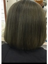 キャメルヘアー(Camel hair)マットグレージュカラー