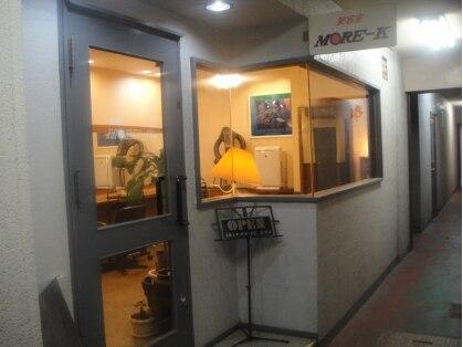 美容室モアーケイ(MORE K)の写真