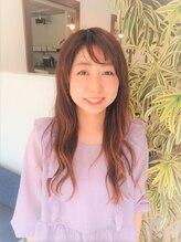 ヘアリラクシングルーラ(hair relaxing LuRa)深田 舞