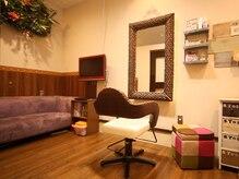 ヘアーリゾート ゼフィール(Hair resort Zephyr)の雰囲気(プライベート空間をご提供する個室も完備)