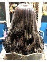 ロコマーケット 下北沢店(hair meke Deco.Tokyo)ハイライトベージュカラー