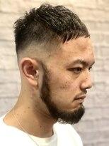 グレイスフル バーバープラチナム 六本木店(Graceful Barber platinum)【理容室】0ミリ スキンフェード