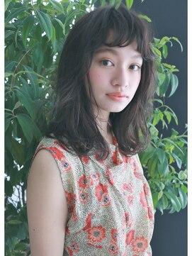 ローブ アオヤマ(LOAVE AOYAMA)外国人風 /  デザインレイヤースタイル× shihori