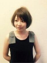 コクア ヘア ガレージ(kokua hair garage)natural short