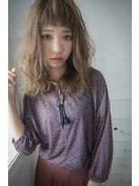 シエン(CIEN by ar hair)CIEN by ar hair片瀬『浜松可愛い』グレイジュ+セミディ