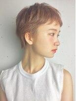 クリアーオブヘアー 栄南店(CLEAR of hair)【CLEAR】ジェンダーレスベリーショート