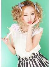 ウルフカット(ウルフ)の【BIZE 池袋】 可愛いヘアセットもBIZE☆ ¥1800画像