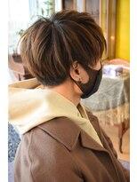 ベル(BELL)髪が多くて硬いのが悩みでもイケメンに♪【BELL桜新町/用賀】