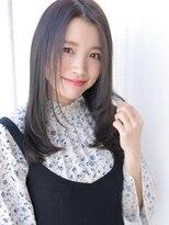 ☆カジュセミストレートヘア☆
