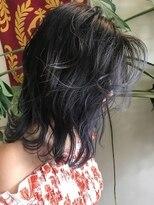 マハナ(Mahana by hair)♯フェイスフレーミングカラー