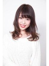 ヘアスタジオ ジャンテ(Hair Studio J'en te)魅惑のツヤカラー