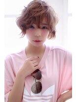 アヴァンス 北花田店(AVANCE)【AVANCE.】透明感×立体感 寝起きショート