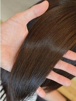 ピーエス ヘアーデザイン(PS. Hair Design)の写真/原料調達にしかできない『実感できるトリートメント』あります!『なりたい髪質』を叶えるサロンです☆