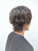京都・大宮cuculehair マッシュウルフ