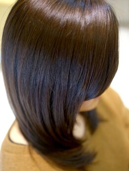 ヘアーメイク スカンク(Hair Make SKUNK)の写真/[URUTIER Tr][還元URUTIER Tr][インカラミ Tr]取扱店!圧倒的な修復力とダメージの加速防止力に感動の声多数